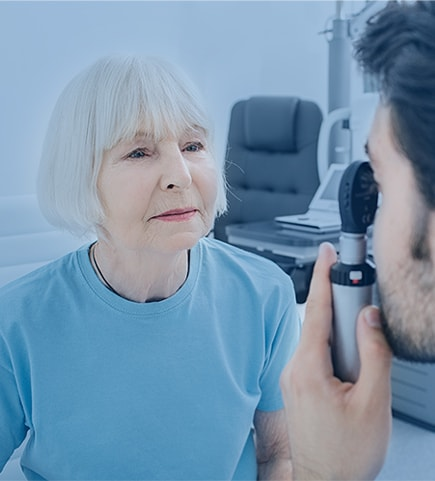 Eye Disease and Diagnosis Supporting Image